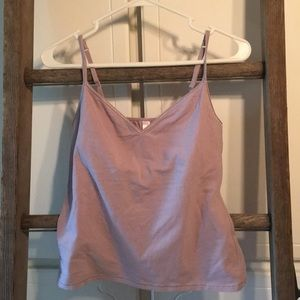 Victoria's Secret cami tank large lilac